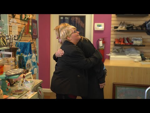 A Postcard from the Field: Shopping with Purpose | Dateline NBC