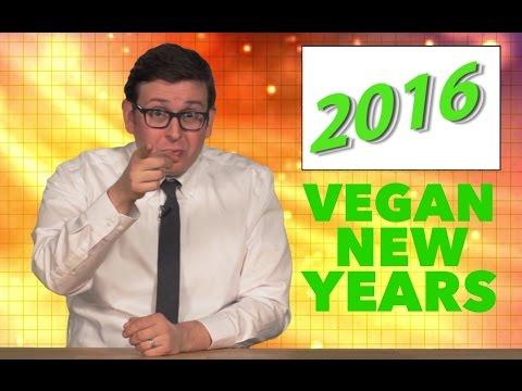 #VeganNewYears - Your Vegan News by @TheSexyVegan