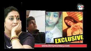 UNSEEN Pics & UNKNOWN Facts about Smriti Irani's 3 children Zohr, Zoish & Shanelle