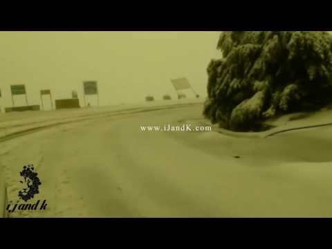 Jammu-Kashmir National Highway closed due to heavy rain and snow