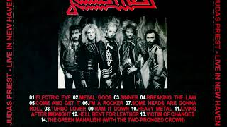 Judas Priest - Live in New Haven 1988/08/07