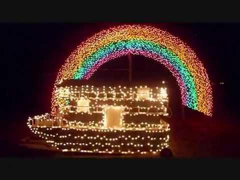 The Gilley S Christmas Lights Ballplay Alabama