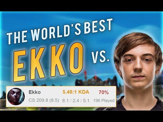 Trick Or Treat Ekko Skin This Is Insane So Many One Shots Ekko
