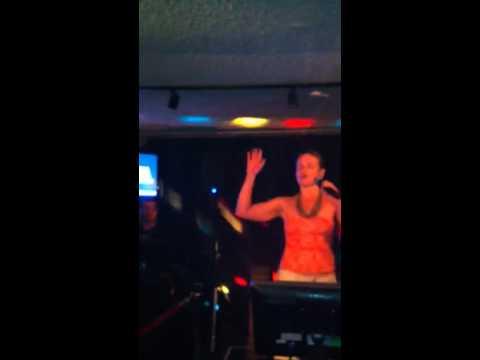 Karaoke at Oil Can Harrys in Studio City, LA