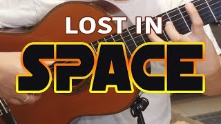 Gambar cover Lost In Space - Lighthouse Family (solo guitar cover)