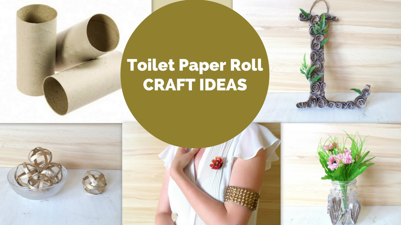 Best out of waste easy toilet paper roll crafts diy tube craft best out of waste easy toilet paper roll crafts diy tube craft ideas and hacks by fluffy hedgehog youtube jeuxipadfo Choice Image