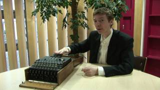 WWII Enigma Machine: The Enigma Project