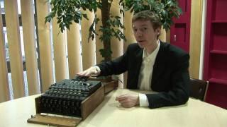 WWII Enigma Machine: The Enigma Project