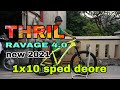 - MTB THRIL RAVAGE 4.0 TER ENEW 2021 1X10 SPEED SIMANO DEORE