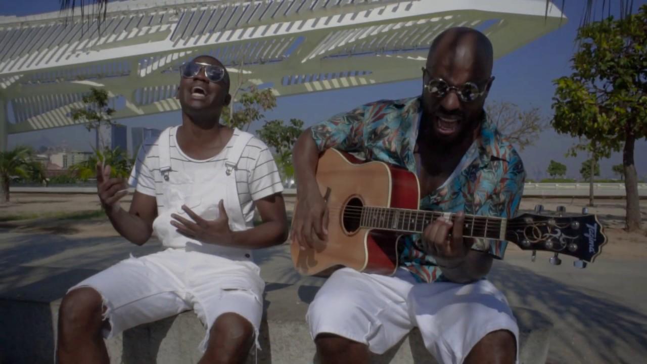 Funk Samba Club - Cantada Original (Albergue)