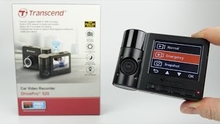 Transcend DrivePro 520 Dual Lens in & out TAXI Dashcam Review thumbnail