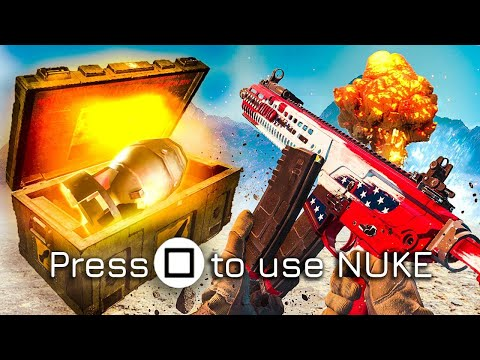 HUNTING FOR NUKE LAUNCH EASTER EGG!!! (Call Of Duty Warzone)