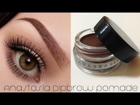 1a86b842a3d How To Use ABH Dipbrow Pomade (Eyebrow Tutorial) - YouTube