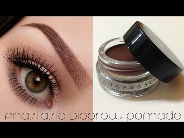 Makeup Pictorial The Easiest Way To Draw Brows On With Pencil