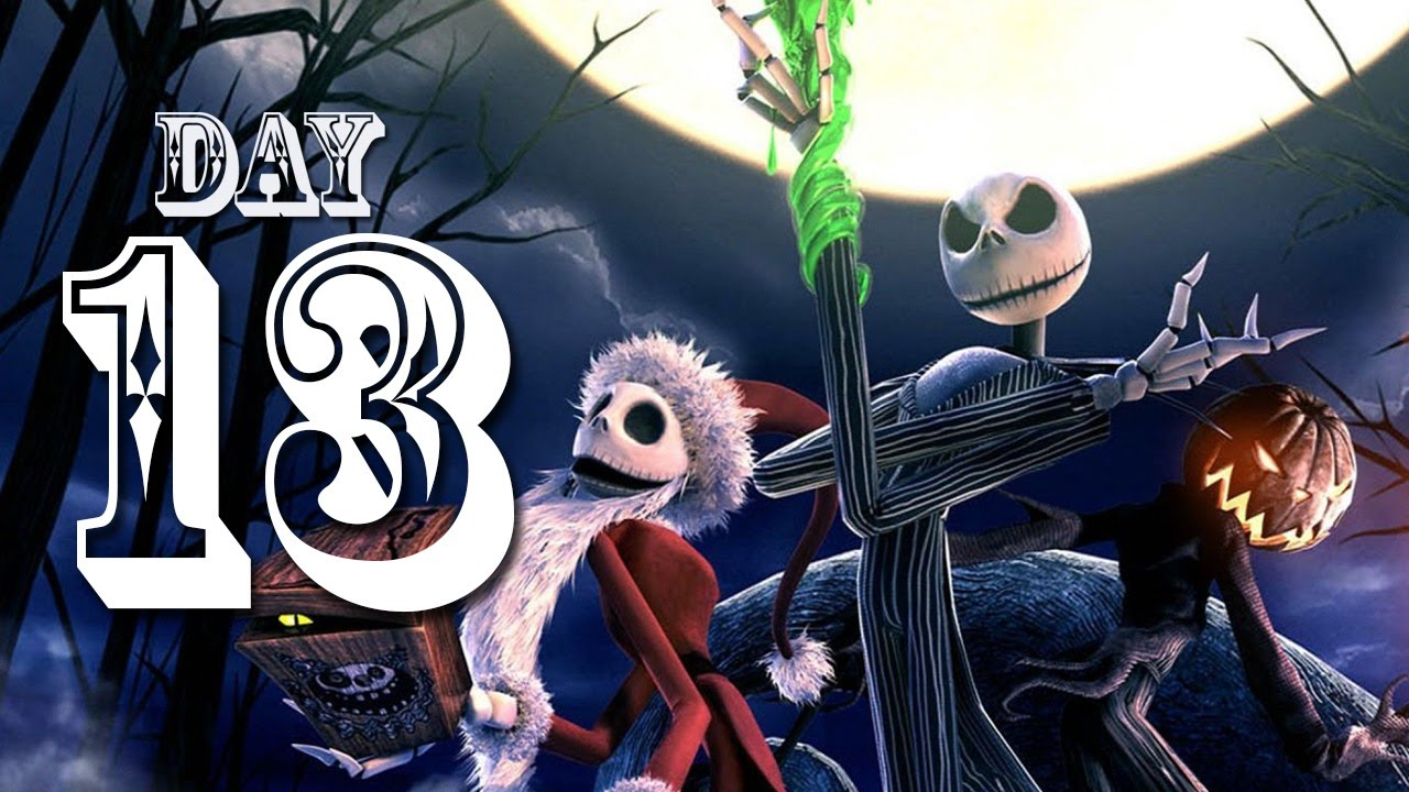 What Does the Japanese Nightmare Before Christmas Sound like? - The ...
