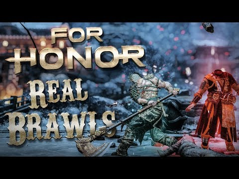 FOR HONOR: Making Thor proud - Reputation 70 Raider Real Brawls