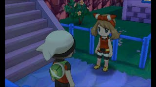 Pokemon Omega Ruby/Alpha Sapphire - Walkthrough Part 12 - Lilycove City and Mt. Pyre