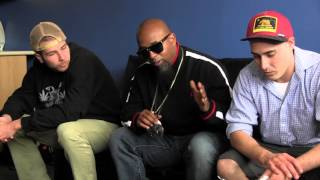 Tech N9ne Talks Working With Slipknot