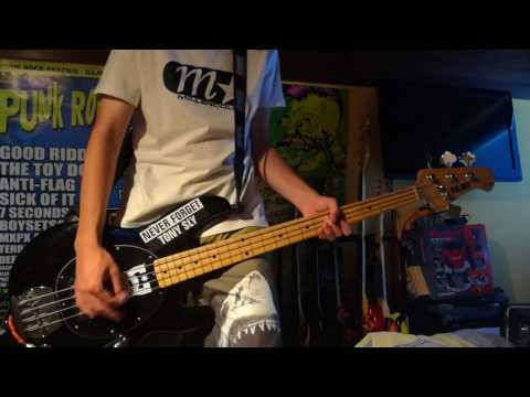 Reel Big Fish - Sell Out BASS Cover