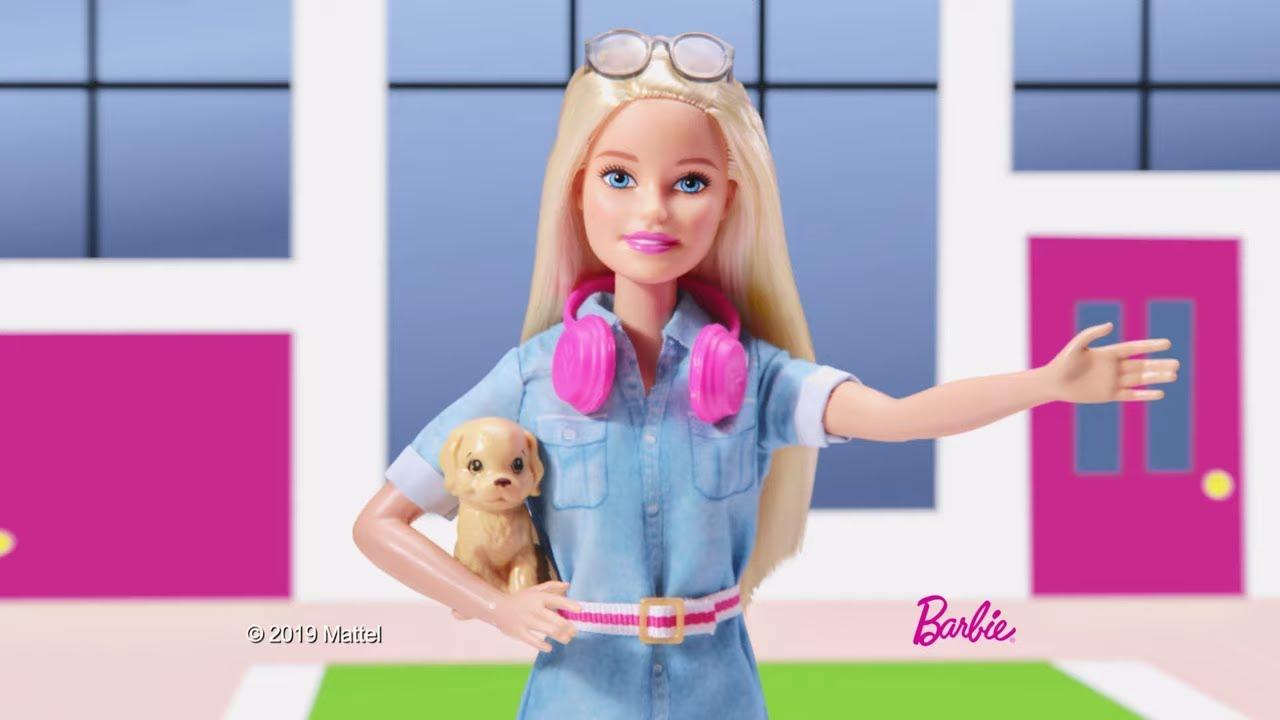 Lalki Barbie Dreamhouse Adventures Barbie I Daisy W Podróży Konkurs