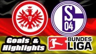 Eintracht Frankfurt vs Schalke 04 - 2018-19 Bundesliga Highlights #11