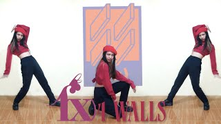 f(x) 에프엑스 '4 Walls' dance cover by alyssa ny #shorts
