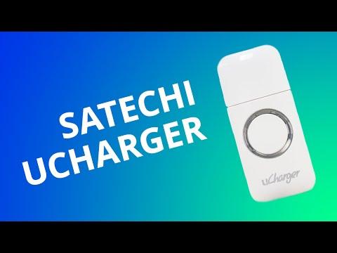 Carregue seu smartphone 3x mais rápido com o uCharger