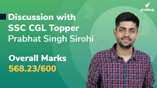Toppers with Gradeup | Detailed Discussion with Achievers | Today @ 5:30 PM