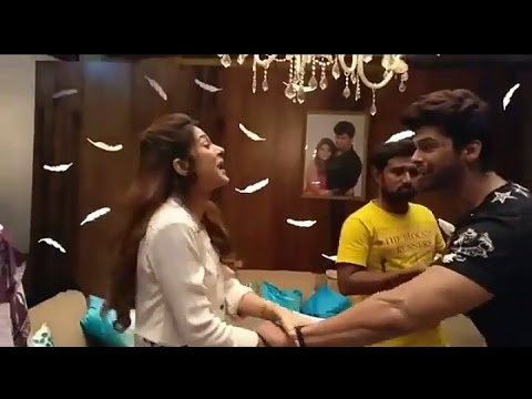 Beyhadh's Maya And Arjun Cute Offscreen Moments Together💟Latest On Set Video