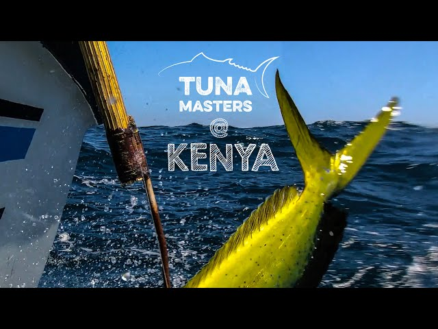 Tuna Masters in Kenya, Episode 3 - The Deserted Bay - Jigging, Popping & Deep Sea Fishing