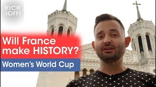 Women's World Cup 2019 | Vive la France! Can the hosts win the WWC?