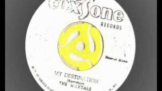 the maytals - my destination - coxsone records
