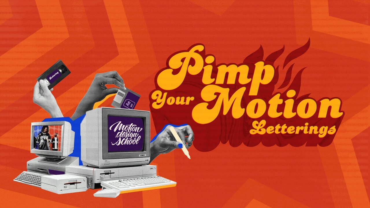 Pimp Your Motion — Top Tricks on Lettering Animation