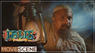 എനിക്കല്ല ജിന്നിനാ | Iblis Movie Comedy Scene | Asif Ali | Siddique | Lal | Madonna Sebastian
