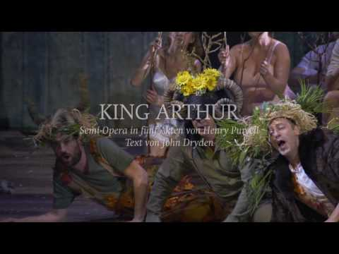 KING ARTHUR | Semi-Opera von Henry Purcell | Staatsoper Berlin