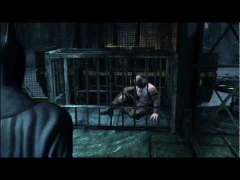 Batman Arkham City - Zsasz
