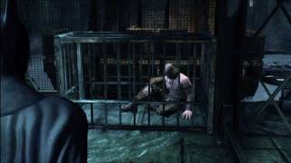Batman Arkham City - Zsasz's Hideout Takedown