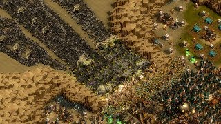 THE LAST BASTION - They Are Billions (4K Gameplay)