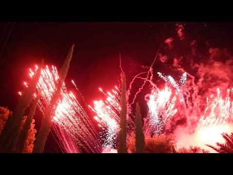 the art of fireworks
