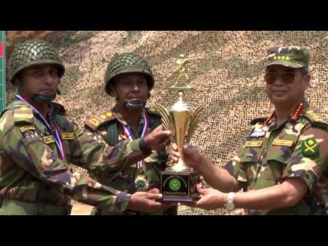 isprbd news - BANGLADESH ARMY FIRING COMPETITION-2017