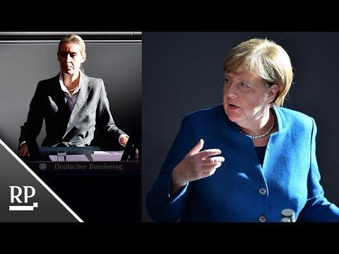 Merkel vs. Weidel im Bundestag: Die...