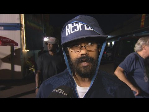 Damian 'Jr Gong' Marley Interview | Rockpalast