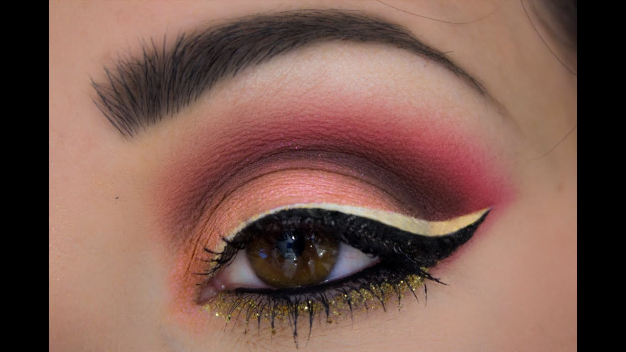 maquillage eye liner