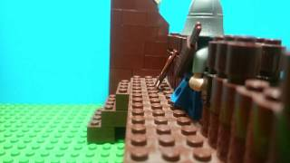 LEGO мультфильм -