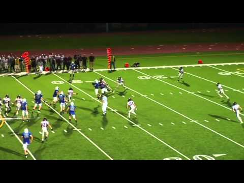 Jeff Rutkowski Football 2010 Highlight Tape- St. Francis High School