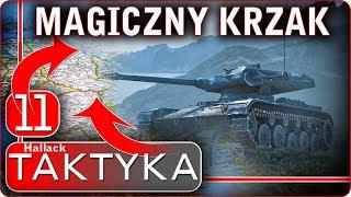 Niewidzialny ELC Even 90 - miejscówka - magiczny krzak - Taktyka - World of Tanks