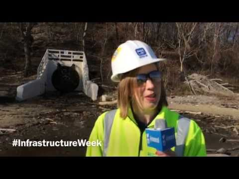 #InfrastructureWeek: See a sewer up close