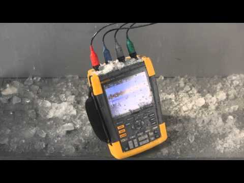 Why We Blow Things Up - Fluke ScopeMeter® Portable Oscilloscope