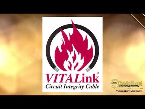 Comtran's VITALink® Cable Receives Innovators Award