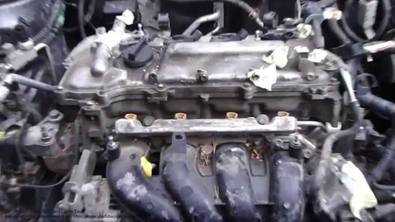 How To Disassemble Fuel Injection Line Toyota Corolla